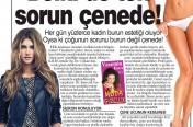 BELKİ DE TEK SORUN ÇENEDE
